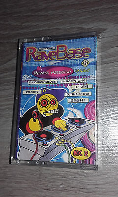 MC Kassette Rave Base Phase 8 MC2 (Rave, Techno, Trance)