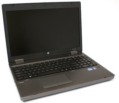 HP ProBook 6560b Core i5 2520M, 2.50GHz, 6GB, 500GB Webcam Windows 7 Laptop