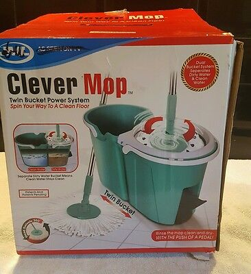 Clever Mop - Dual Bucket Only