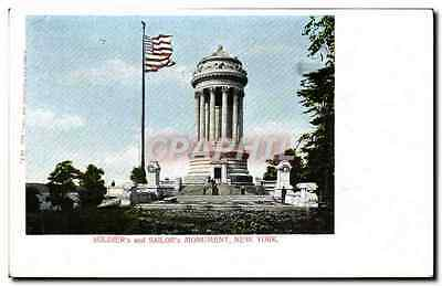 CPA Soldier's And Sailor's Monument New York