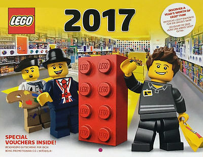 2017 Lego Calendar, New Sealed with Vouchers.
