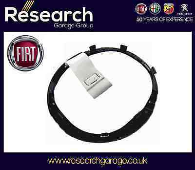 New Genuine Fiat 500 Gear lever gaiter boot retaining ring with fitting guide