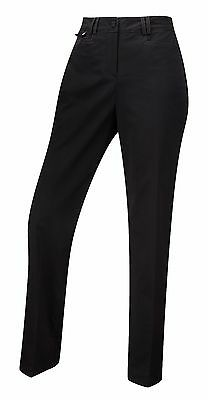 """Ping Ladies Thea Lined Trousers Black Size 18 Leg 32"""""""