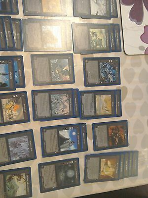 middle earth the wizards card game card set. Blue bordered denizens