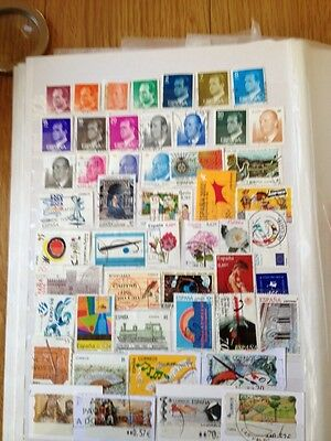 Stamps - Spain & Portugal Used Selection