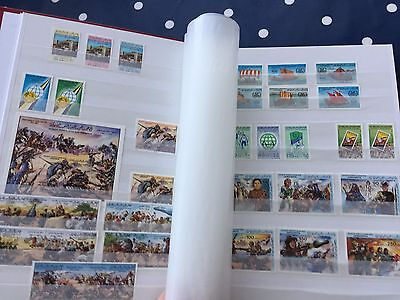 African countries nhm mint and used in thick stockbook good stamp assortment