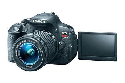 Canon EOS 700D 18.0MP Digital SLR Camera and 18 - 55mm Lens Brand New