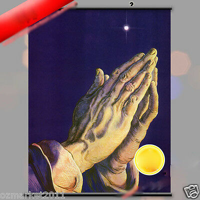 Catholic Church Portrait Jesus Christian Blessed Exquisite High-Grade Painting A