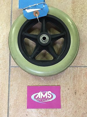 Days DMA, Roma Medical, Wheeltech Transit Wheelchair Solid Rear Wheel - Parts a