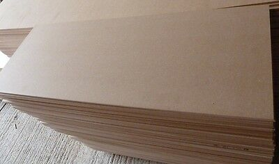 20 Pieces of New 10mm MDF 48in x 17in (1220mm x 440mm)