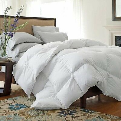 Warm Goose Feather & Down Duvet Quilt 13.5 Tog All Season Single,double,king