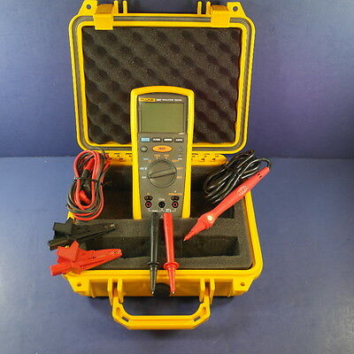 Fluke 1507 Insulation Tester, Good Condition, See Details