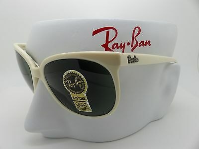 Vintage Ray Ban Frame France-Nylon Cats Bausch & Lomb Sunglasses New Old Stock