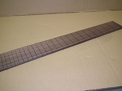 """Guitar  Fingerboard Ind Rosewood. Slotted  25.5"""" Scale.  21 Fret Slots"""