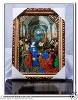 Catholic Church Portrait Jesus Christian Blessed Honorable Frame Home Decoration