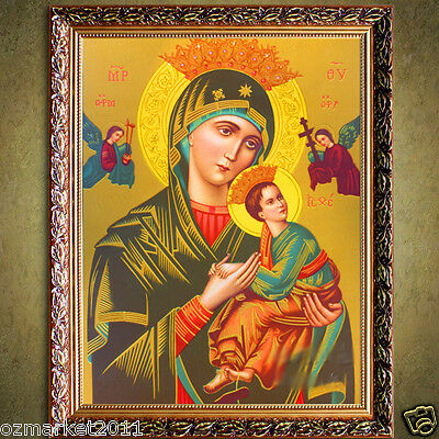 Catholic Church Portrait Jesus Christian Blessed Personality Art Home Decoration
