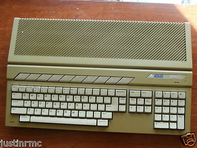 Atari 1040STF computer original box - Rare - Vintage - Special - Good Condition