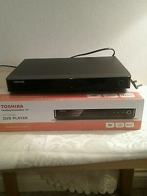 Toshibs dvd and cd player