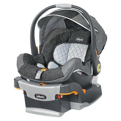 Chicco Keyfit Infant Child Safety Car Seat & Base Ombra