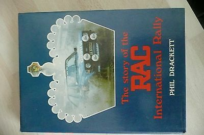 The story of the RAC International Rally