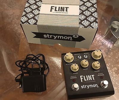 Strymon FLINT Reverb And Tremolo Pedal