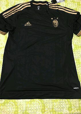 Maglia Match Worn Issued Player Shirt Juventus Pogba Dybala Marchisio Size 8
