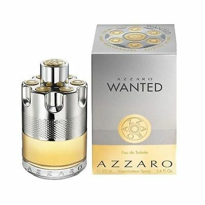 Loris Azzaro Wanted 100ml EDT Spray Retail Boxed Sealed