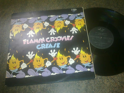 Flaming Groovies - Grease - 12'' Skydog Records Fg 13  France