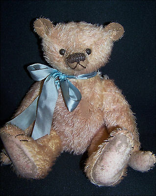 "*2Nd Price Reduction*limerick Bear ""armstrong"" By Lynn & Phil Gatto Ooak"