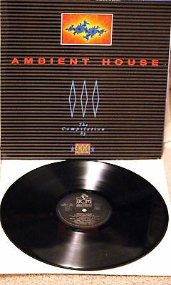 Ambient House - The Compilation By DFC  LP, 1990, Gatefold