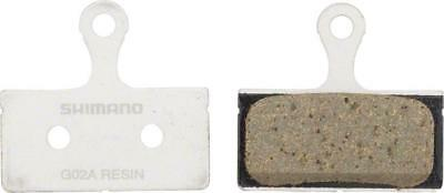 Shimano G02A Resin Disc Brake Pad and Spring for M9020 M985 M8000 M785 M675 M666