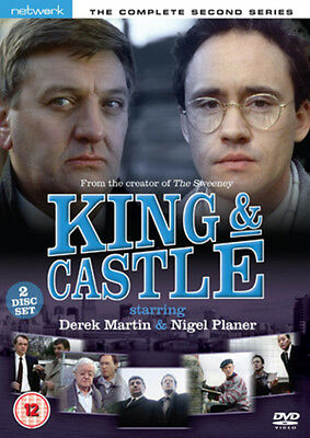 King and Castle: The Complete Series 2 DVD NEW & SEALED
