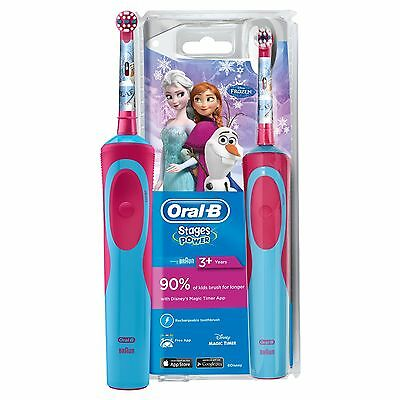 Oral-B Stages Power Kids Electric Toothbrush Frozen