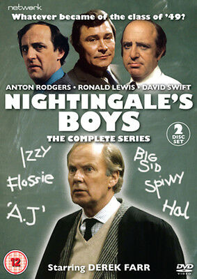 Nightingale's Boys: The Complete Series DVD NEW & SEALED