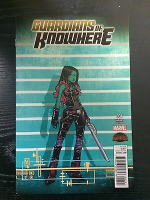 Guardians of Knowhere #1 Skottie Young Variant Secret Wars Gamora
