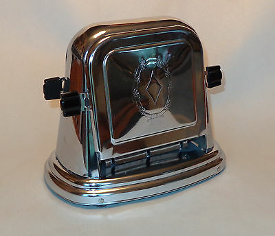 Rare Vintage Antique BERSTED Toaster