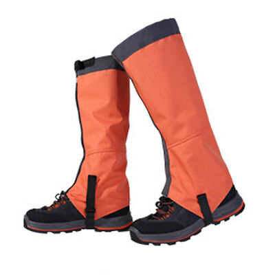 Hiking Climbing Walking Waterproof Boot Leggings Trekking Gators Snow Gaiters