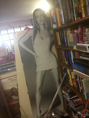Mariah Carey--------Lifesize Stand Up (Standee)---6 Ft New !