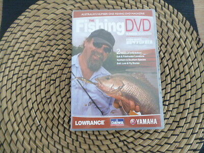 the fishing dvd number 17   2 hours of fishing action salt and freshwater