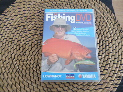 the fishing dvd number 14   2 hours of fishing action salt and freshwater