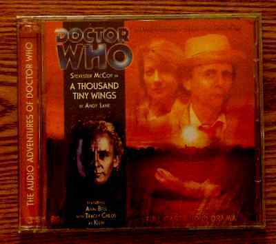 Doctor Who A Thousand Tiny Wings (Audio Drama) NEW.