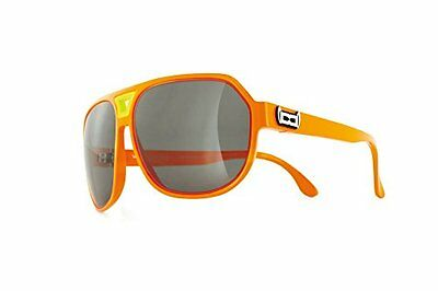 (TG. Taglia unica) Arancione (Neon Orange) Gloryfy, Occhiali Lifestyle GI6 Icon