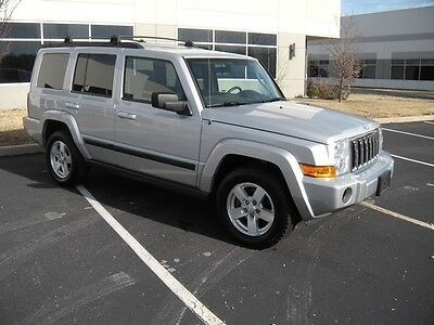 2007 Jeep Commander Sport 2007 JEEP COMMANDER 4X4 SPORT FREE SHIPPING