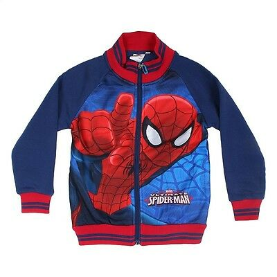 Sweat zippé Spiderman
