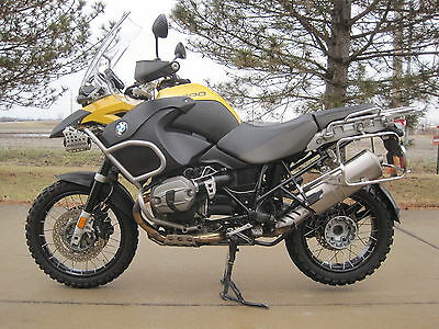 2011 BMW R-Series  2011 BMW R1200GS Adventure, ABS, ASC, ESA, 30K Miles, Loaded, Great Deal !!!