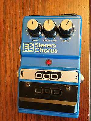 Vintage DOD FX65 Analog Stereo Chorus Pedal