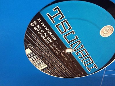 "SYSTEM F - OUT OF THE BLUE 12"" (99 oakenfold classic)"