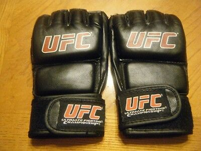 UFC Ultimate Fighting Championship MMA Gloves