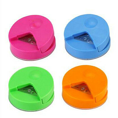 New Craft Paper Punch Card R4 Corner Rounder Scrapbooking Photo Cutter Tool