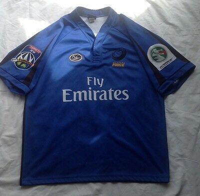 Western Force Rugby Union Jersey